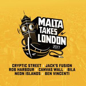 malta takes london 2017